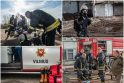 Nori atsidėkoti su pragaro liepsnomis Alytuje kovojusiems ugniagesiams – renka aukas