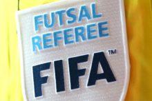 Paskirti teisėjai, kurie dirbs FIFA salės futbolo pasaulio čempionate Lietuvoje