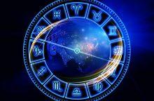 Dienos horoskopas 12 zodiako ženklų <span style=color:red;>(balandžio 10 d.)</span>
