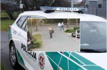 Klaipėdos policijos pareigūnai turi klausimų šiai moteriai <span style=color:red;>(gal atpažįstate?)</span>