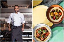 Virtuvės šefas L. Čeprackas savo kieme nesibaido eklektikos <span style=color:red;>(receptai)</span>