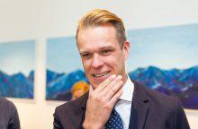 G. Landsbergis konservatorių gretose matytų ir R. Masiulį, ir I. Šimonytę <span style=color:red;>(interviu)</span>
