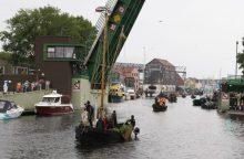 """Jūros šventės akcentas: tradicinių istorinių laivų paradas """"Dangės flotilė"""" <span style=color:red;>(tiesiogiai)</span>"""