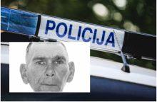 Klaipėdos pareigūnai ieško vagystę įvykdžiusio vyro <span style=color:red;>(gal atpažįstate?)</span>