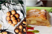 Pasilepinkite desertais – kokie populiariausi ir ką pasigaminti patiems? <span style=color:red;>(receptai)</span>