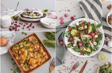 Nesuvalgyti maisto likučiai: kaip juos panaudoti ir sutaupyti? <span style=color:red;>(receptai)</span>