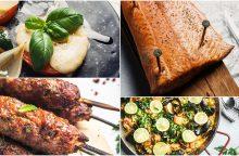 Joninių šventei – ant laužo kepta paelija ir kebabai <span style=color:red;>(receptai)</span>