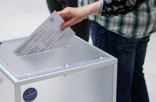Rinkėjų aktyvumas: kur balsuojama sparčiausiai, o kur – vangiai? <span style=color:red;>(pildoma)</span>