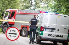 Aliarmas Kaune: dėl rastų pavojingų sprogmenų uždaryta gatvė <span style=color:red;>(papildyta)</span>