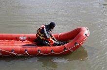 Nelaimė Kretingos rajone: iš valties iškrito ir nebeišniro žmogus <span style=color:red;>(atnaujinta)</span>