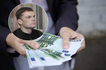 Pagrindiniu PVM sukčiavimo organizatoriumi laikomas M. Žalimas suimtas dviem savaitėms <span style=color:red;>(papildyta)</span>