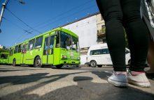 Sekmadienį Kaune – nemokamas viešasis transportas <span style=color:red;>(papildyta)</span>
