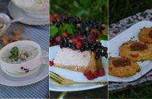 Kai maisto gaminimas – kūryba, o ne prievolė <span style=color:red;>(gardūs patiekalai pietums)</span>
