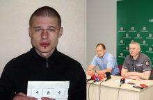 Vieną ieškomiausių Lietuvos nusikaltėlių išdavė socialiniai tinklai <span style=color:red;>(atnaujinta)</span>