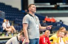 Lietuvos rankinio rinktinė sužinojo varžovus Europos čempionate <span style=color:red;>(trenerio komentaras)</span>